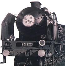 Flèche d'Or Super Pacific loco