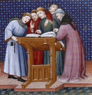 monks chanting
